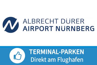 P2 – Flexibel - Parken am Flughafen Nürnberg
