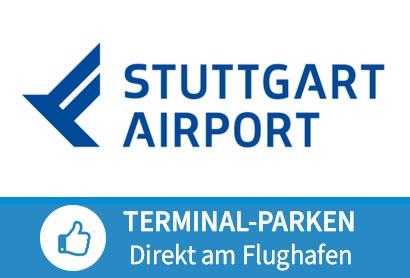 Comfort P14 - Parken am Flughafen Stuttgart