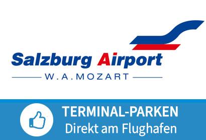 Parkplatz P3 - Parken am Flughafen Salzburg