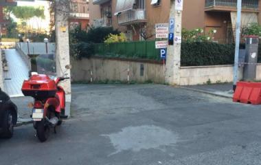Portuense (parking 2005) - Städteparken Rom
