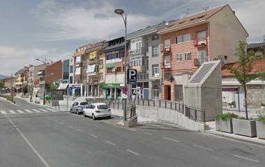 Honorio Lozano - Städteparken Villalba