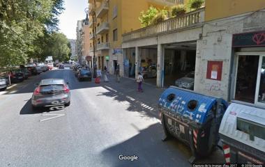 Ippocrate - Städteparken Rom