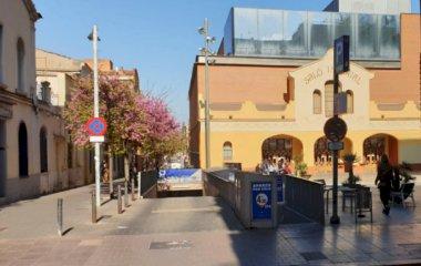 APK2 Plaça Imperial - Städteparken Sabadell