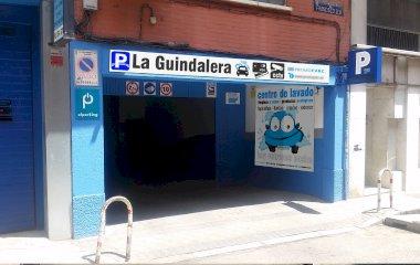 La Guindalera - Städteparken Madrid