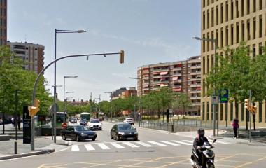 Ciutat de la Justícia (A) - Städteparken Hospitalet