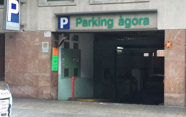 Àgora - Städteparken Barcelona