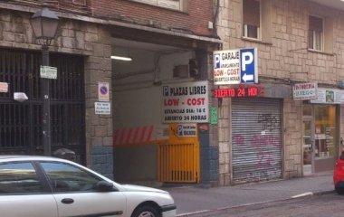 Atocha – JJ Domine - Städteparken Madrid