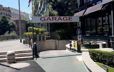 Jolly Garage - Städteparken Rom