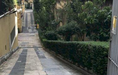 Autorimessa di Nino Falasca - Städteparken Rom