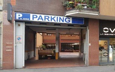 Garage Portello - Städteparken Mailand
