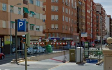 APK2 Hospital Provincial I - Städteparken Castelló de la Plana