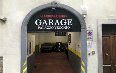 Garage Palazzo Vecchio - Städteparken Florenz