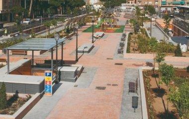 Martí Grajales - Städteparken Valencia
