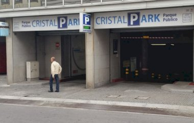 Cristal Park - Städteparken Porto
