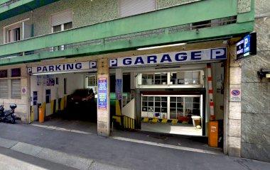 Alfaparking - Städteparken Mailand
