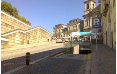 SABA Parque do Palácio da Justiça - Städteparken Porto