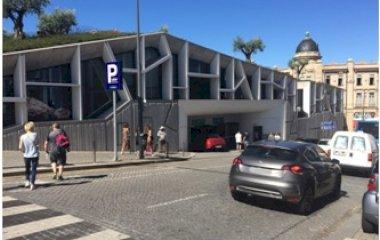 SABA Parque da Praça de Lisboa - Städteparken Porto