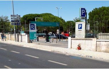 SABA Parque do Estádio Universitário - Städteparken Lissabon