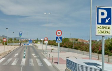 APk2 Hospital General Castelló - Städteparken Castelló de la Plana