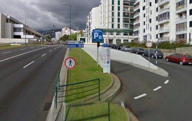 SABA Parque Hospital Cruz Carvalho - Städteparken Funchal
