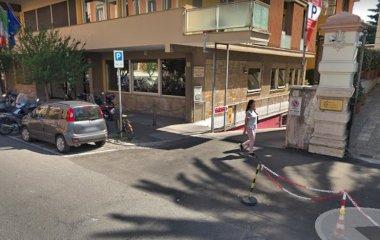 Pinciano Parking - Städteparken Rom
