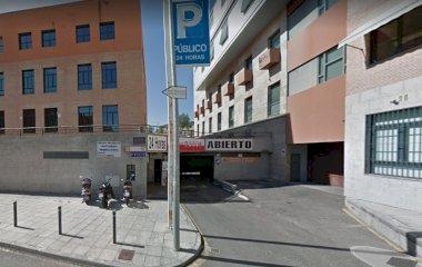 IC – Aparcamiento Juzgados - Städteparken Toledo