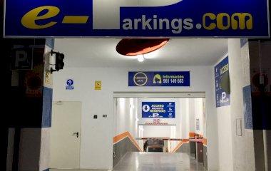e-Parkings - Städteparken Valencia