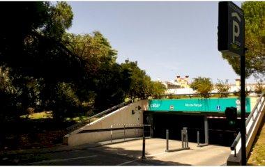 SABA Lisboa – Parque do Alto do Parque - Städteparken Lissabon