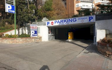 Manoteras, 3 - Städteparken Madrid