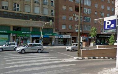 IC – Aparcamiento PIO XII – Talavera - Städteparken Talavera de la Reina