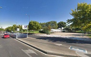 IC – Aparcamiento Jardines del Prado - Städteparken Talavera de la Reina