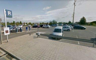 Hospital Arnau de Vilanova - Städteparken Lleida