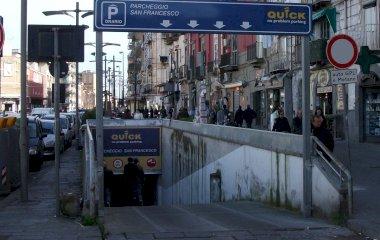 Quick Porta Capuana Napoli - Städteparken Neapel