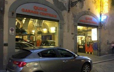 Quick Garage Centrale Firenze - Städteparken Florenz