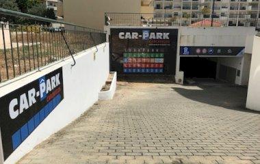 Placegar Car-Park Carcavelos - Städteparken Carcavelos