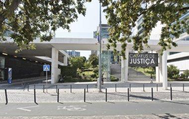 Placegar Parque Ope Campus Justiça - Städteparken Lissabon