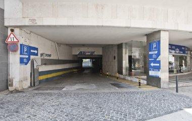 Placegar Parque Visconde Santarém - Städteparken Lissabon
