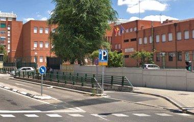 Aparcamiento Verdaguer y García - Städteparken Madrid