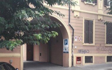 Parcheggio Pigneto - Städteparken Rom