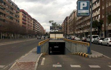 Centro – Avda. Aeropuerto - Städteparken Córdoba