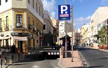 Obispo Orberá - Städteparken Almería