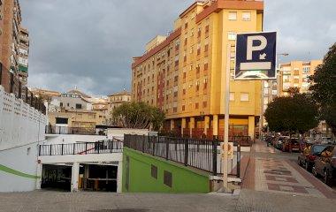 Centro – Ronda - Städteparken Granada