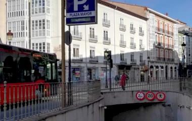 APK2 Plaza Mayor de Burgos - Städteparken Burgos