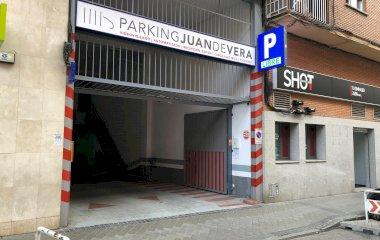 Juan de Vera - Städteparken Madrid