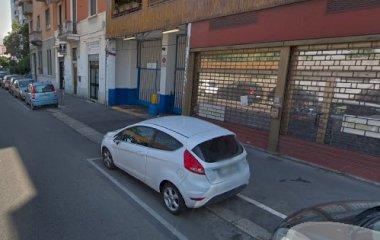 Sile Parking - Städteparken Mailand