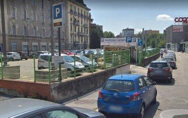 Sempione - Städteparken Mailand