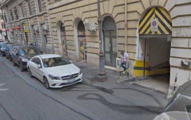 Autorimessa Bixio - Städteparken Rom