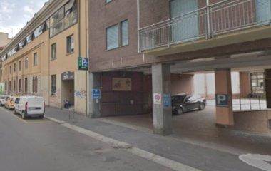 Garage Giangaleazzo - Städteparken Mailand