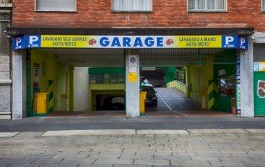 Garage Adige - Städteparken Mailand