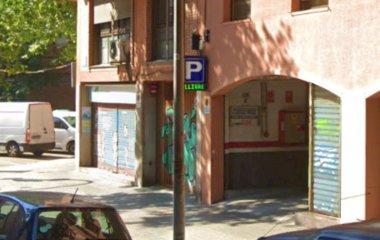 Padrial – Estació del Nord - Städteparken Barcelona